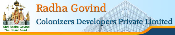 Radha Govind Colonizers Developers Pvt. Ltd. - Land, Farm Houses, Building, Plots & Flats, Sale, Purchase, Architectural, Interior Designing, Commercial, Residential, Industrial, Agricultural, Institutional, Jaipur, Rajasthan, India